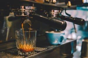 Barista Coffee Making
