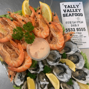 Tally Valley Seafood